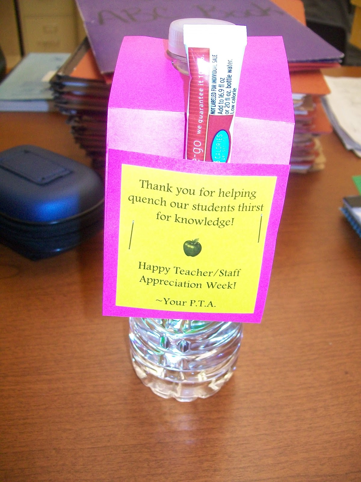 Staff And Teacher Appreciation Week Candy Sayings | just b ...