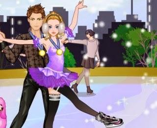 Buzda Dans Oyunu