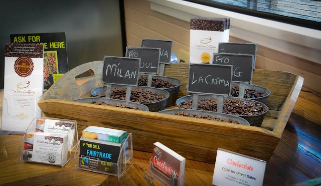 Grata Espresso Blend sampler