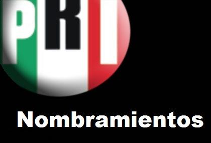 Nuevos nombramientos en el CDE del PRI