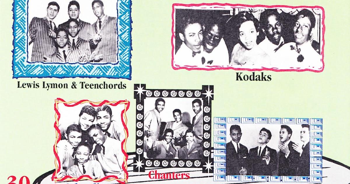 The Nobletones - The Eternals - The Nobletones Meet The Eternals
