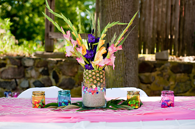 Events That Sparkle: A Luau Birthday Party