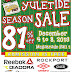 RSF Yuletide Sale on December 4 - 8, 2013