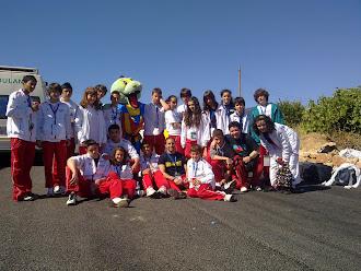 CAMPEONATO DE ESPAÑA DE JUDO INFANTIL Y CADETE.FORMENTERA 2011
