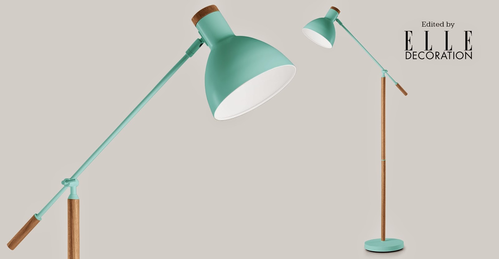 made.com Cohen lamp