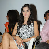 Ruby Parihar Photos in Short Dress at Premalo ABC Movie Audio Launch Function 79