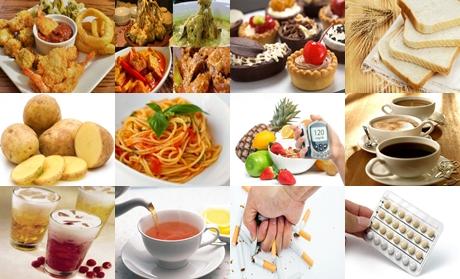 Makanan Yang Harus Di Hindari Bagi Penderita Kencing Manis Kering
