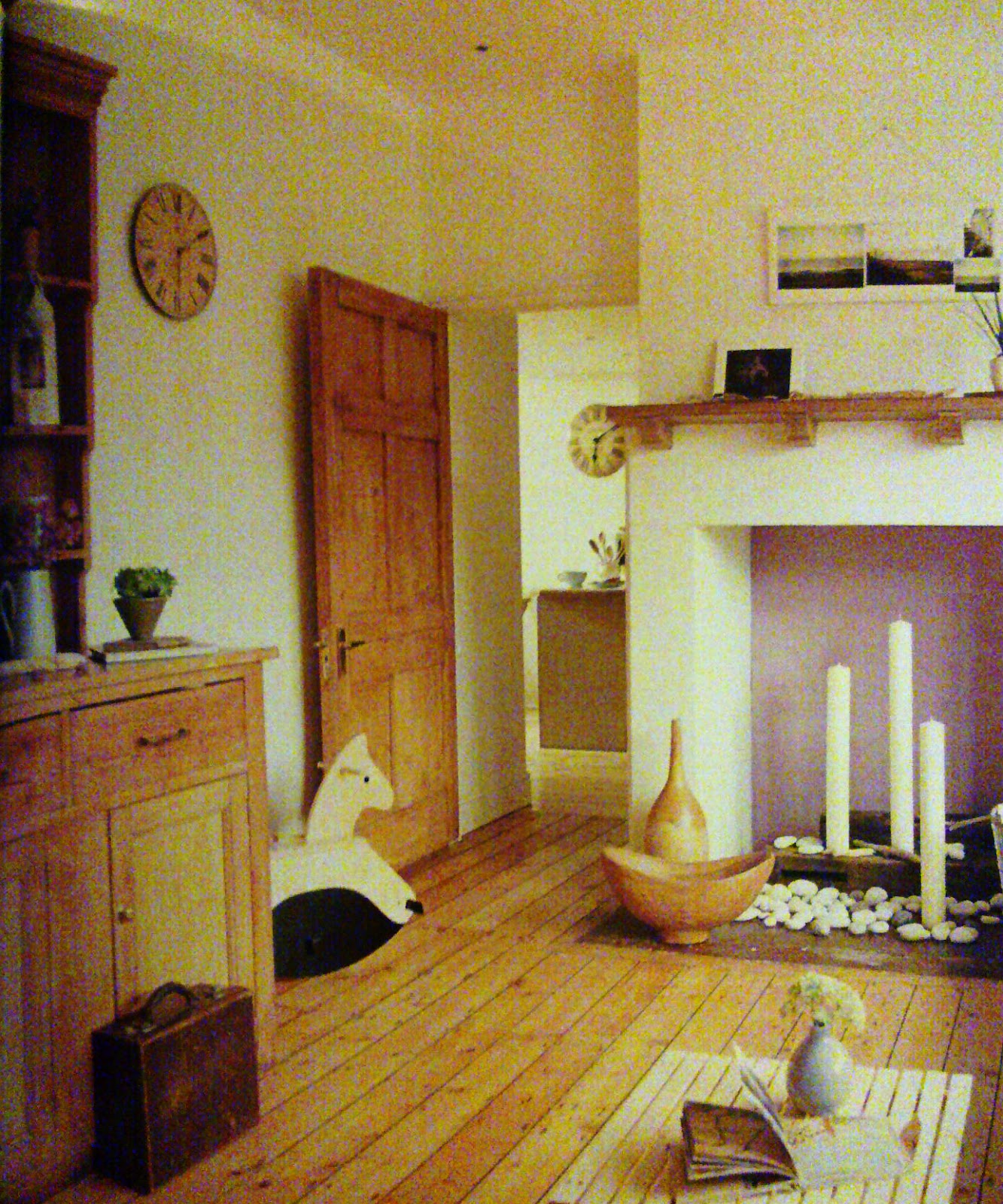 Living Room of Country Style - research title=