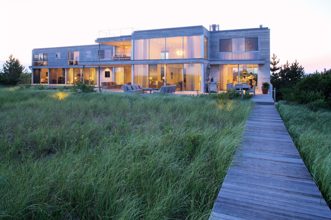 Luxury beach homes for New york luxury homes
