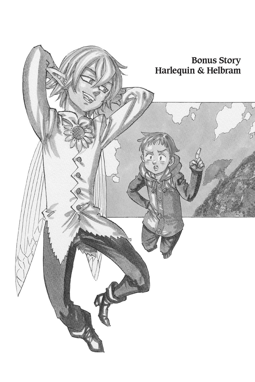 Nanatsu no Taizai Chapter 121.5 page 1
