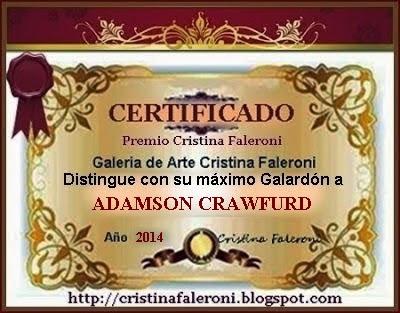 Adamson Crawfurd Premio