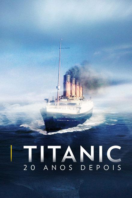 Titanic: 20 Anos Depois Dublado