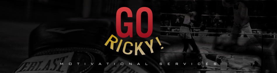Go Ricky! Motivational Services