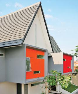 Desain Atap Pelana Rumah Minimalis