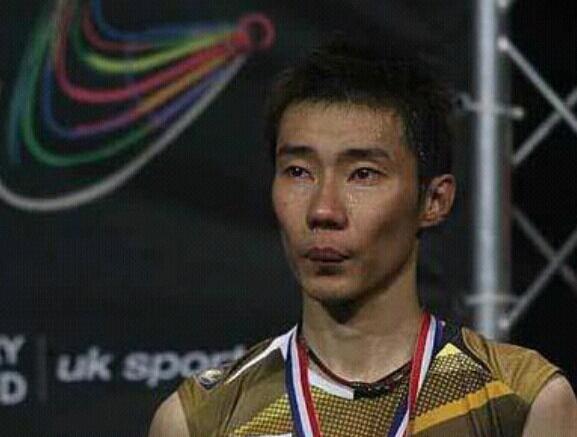 Lee Chong Wei Menangis Tewas Kepada Lin Dan