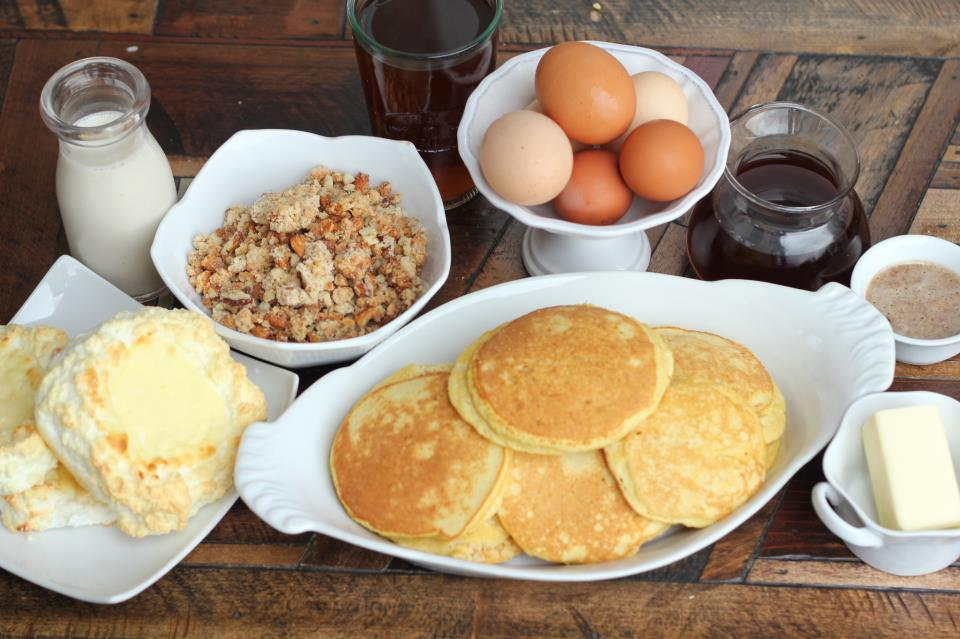 breakfast ideas for thanksgiving morn