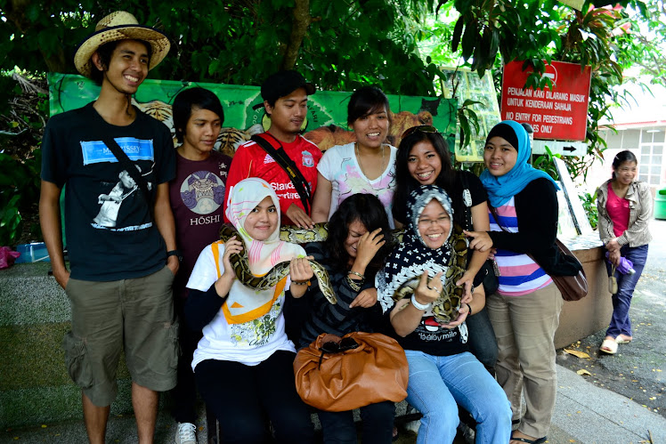 Zoo Taiping - terlaksana jUa :D
