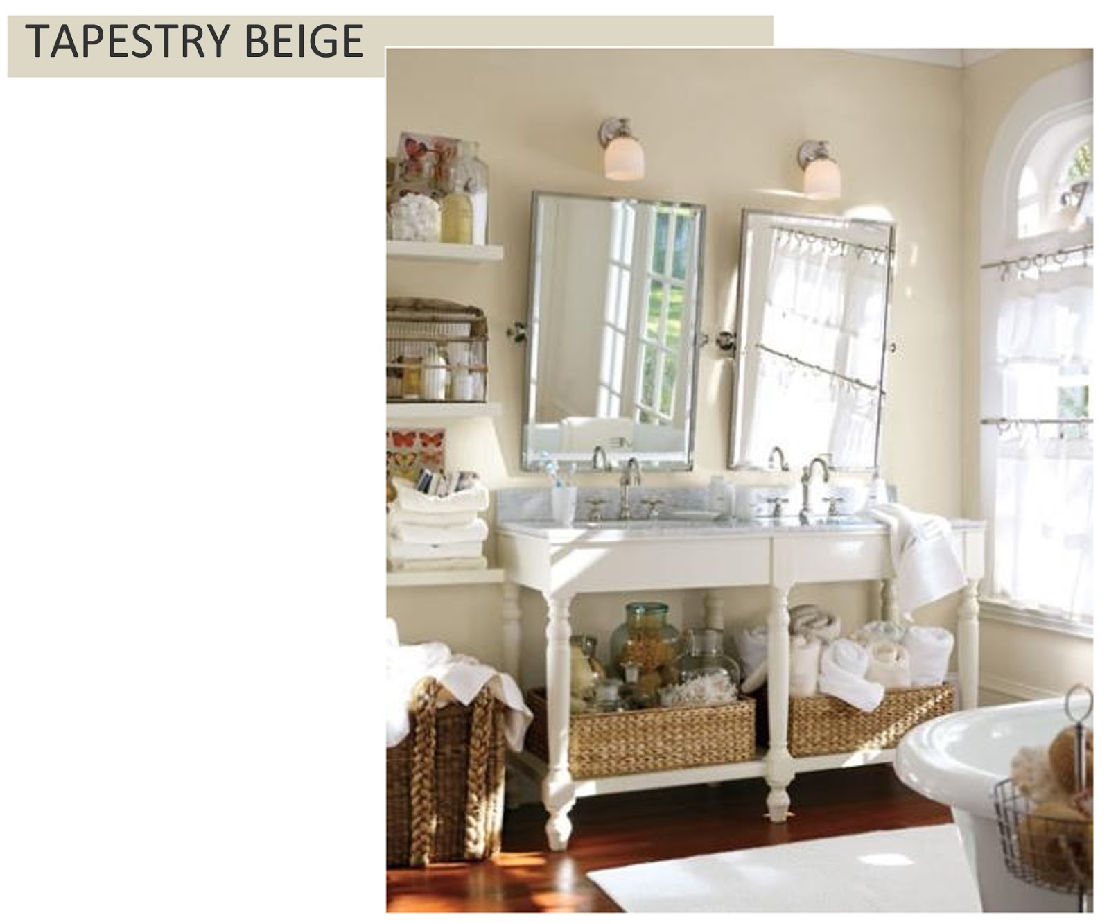 Benjamin Moore Tapestry Beige  Home Decorating Ideas