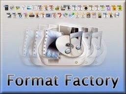 ডাউনলোড করুন Format Factory 3.6.0.0। সবথেকে আপগ্রেড ভার্ষন।