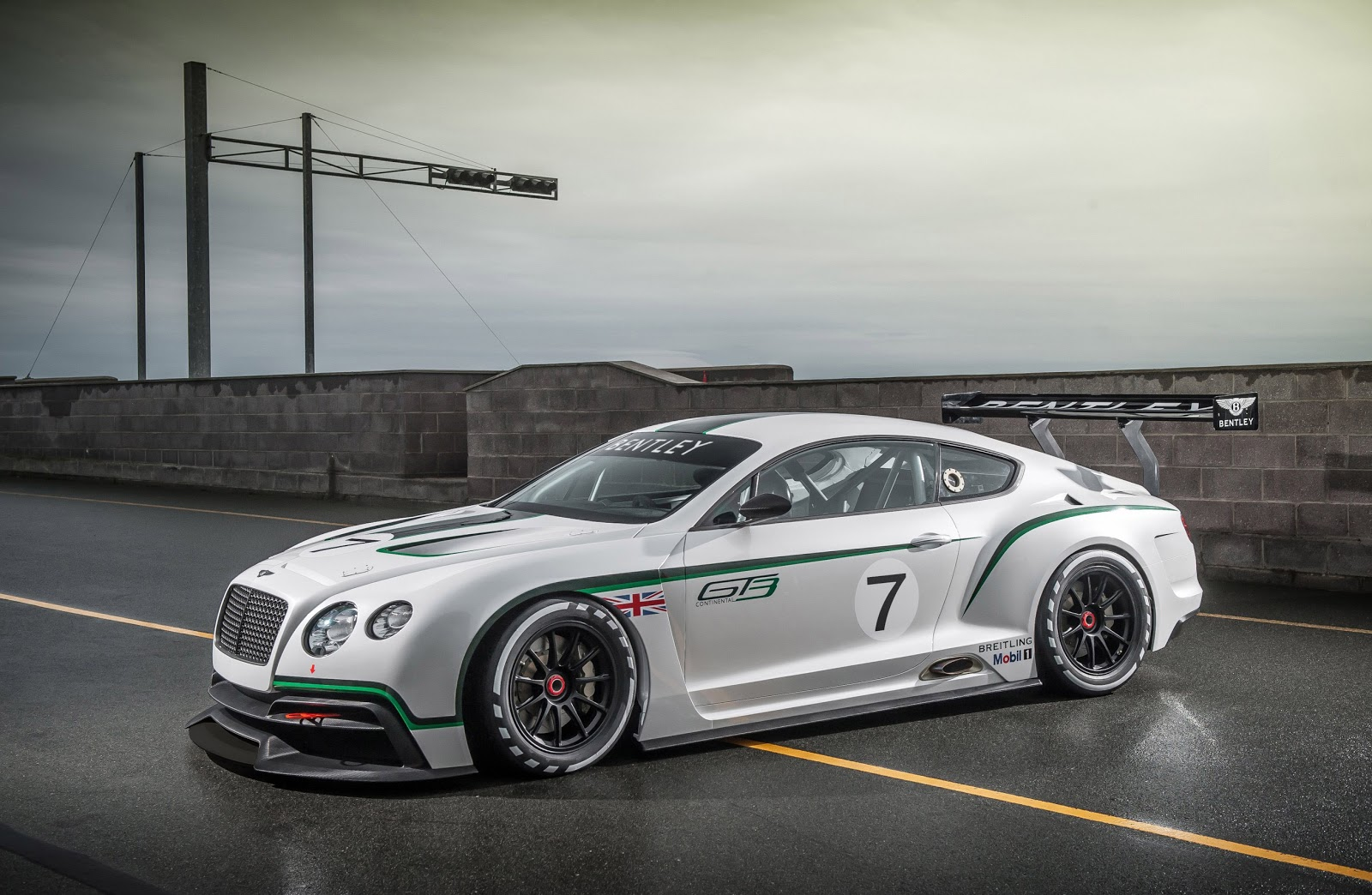 Cars Gto 2013 Bentley Continental Gt3 Concept Racer