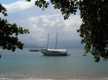 Ilha Anchieta, Ubatuba, SP, Brasil