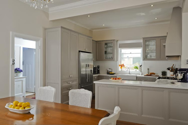 french provincial kitchen Lilyfield Life