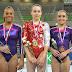 Brasil finaliza participação em Ljubljana com três medalhas