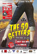The Go Getters live in Athens!