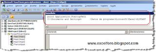 Libro de macros personal en Excel (Personal.xlsb).
