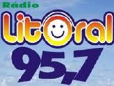 ouvir a Rádio Litoral FM 95,7 Ituberá BA