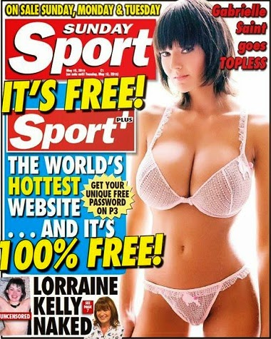 Sunday Sport May 10 2015 Single Link, Direct Link Sunday Sport May 10 2015