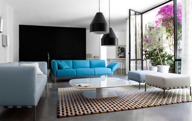 Espectaculares dise os de salas modernas ideas para for Disenos de salas modernas