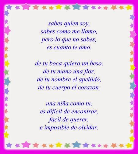 Poemas de Amor, parte 1
