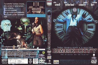 Cover, carátula, dvd: Dark City | 1998