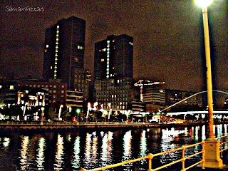 Noche Blanca y Aniversario de la villa de Bilbao-