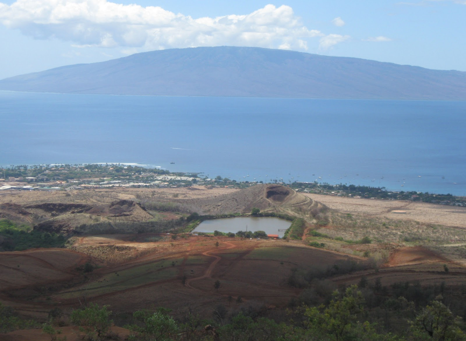 Maui Zipline Tours; Kaanapali Ziplines View