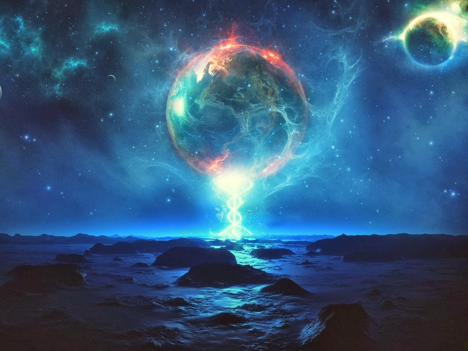 Piedras mágicas planetas Ocean