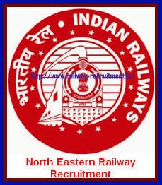 North Eastern Railway  job 2014