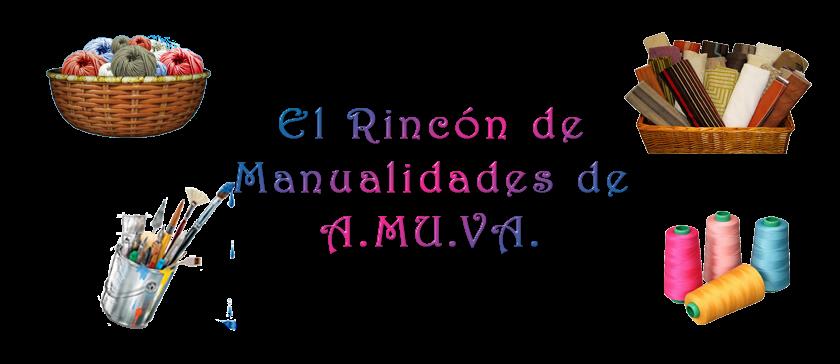 El Rincón de Manualidades de A.MU.VA.