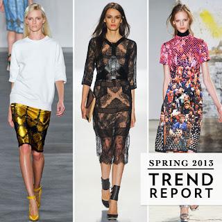 Fashion Trend 2013 spring