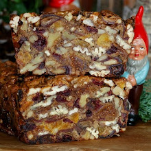 not your grandma's fruitcake