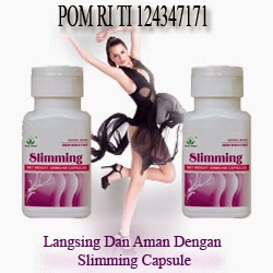 Herbal Green World Slimming Capsule Penurun Berat Badan