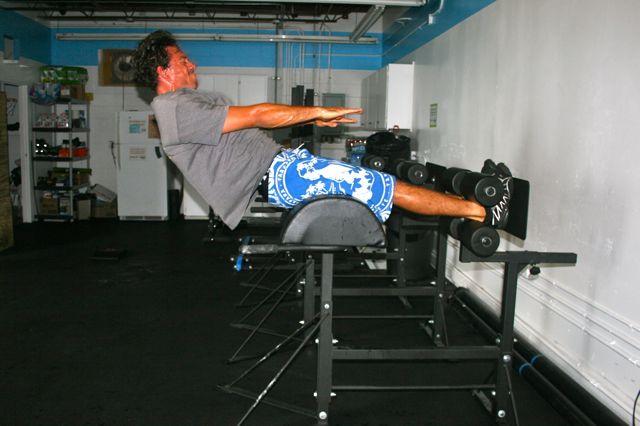 ghd sit up machine