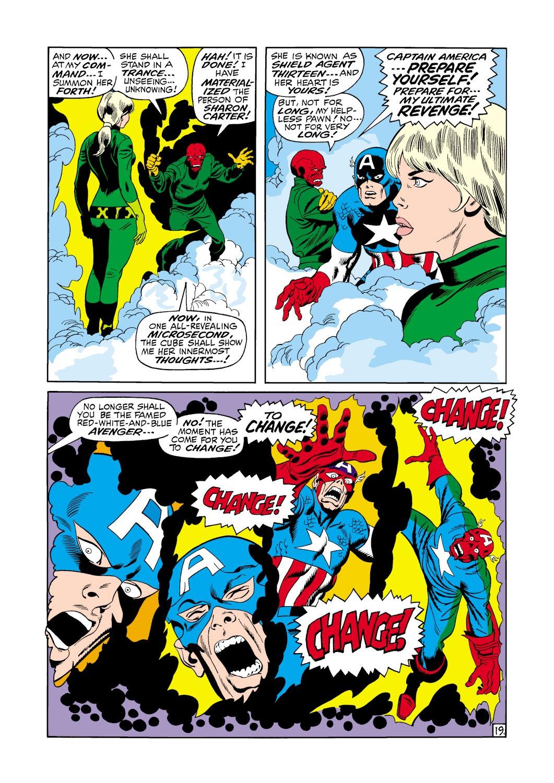 Captain America (1968) Issue #115 #29 - English 20