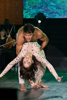 Jessy Mendiola and Matteo Guidicelli Heat Up the stage