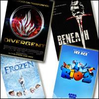 Ronda de Tráilers: Beneath, Divergente, Rio 2 y Frozen: El Reino de Hielo