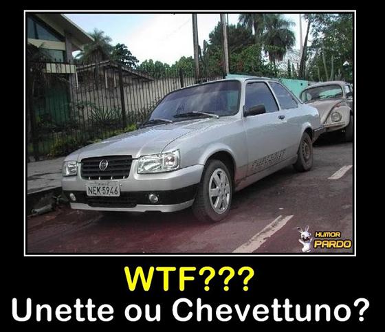 Motivacional - Unette ou Chevettuno ?