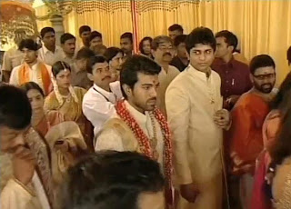Ram Charan Marriage Gallery