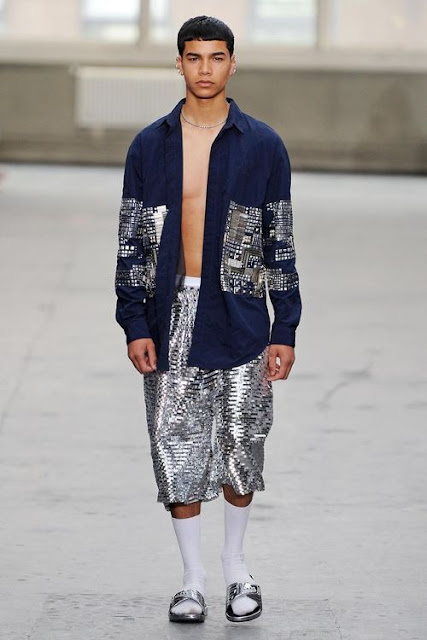 shaun samson spring summer 13 menswear london collections men