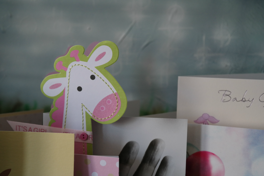 Why We Chose the Name Matilda: New Baby Cards
